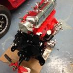 Triumph TR4 engine rebuild