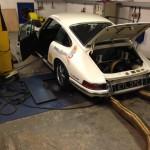 Mark Sumpter Paragon Porsche 911 Rolling Road tune 2