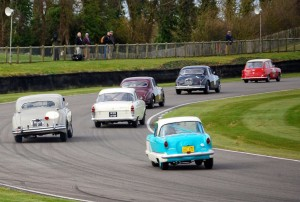 Shaun Rainford's Nash Metropolitan Goodwood 73rd Members Meeting