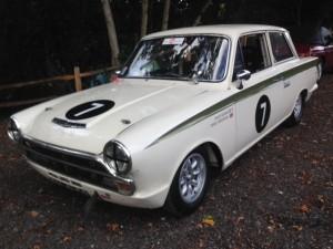 David Moran Lotus Cortina HSCC