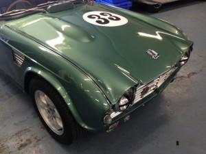 Richard Ford Triumph TR4 HSCC