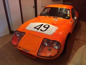 Austin-Healey Sprite Le Mans Daytona Sebring HNX455D