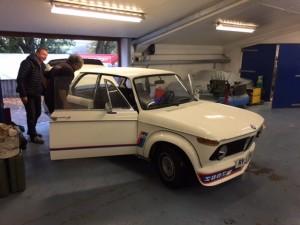 BMW 2002 Turbo repair