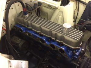 Ford Falcon 250-2V cylinder head
