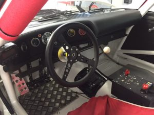 Goodwood Chevrolet Camaro Z28 Group 1 rolling road interior
