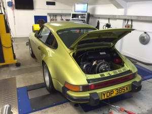 Porsche 911 bosch cdi rolling road tuning classic retrofit cdi+ mappable ignition 3