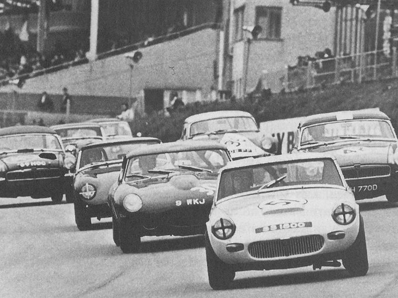 Mg Midget Race Car For Sale | CCK Historic