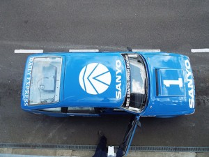 Sanyo-TWR Rover SD1 Goodwood