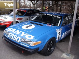 Sanyo-TWR Rover SD1 Members Meeting