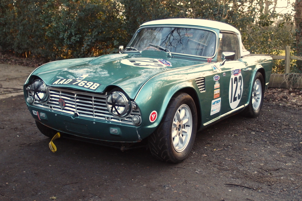 CCK Historic | Cars and Part For Sale