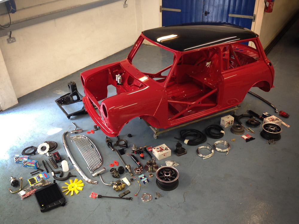 Custom car model kits uk 13