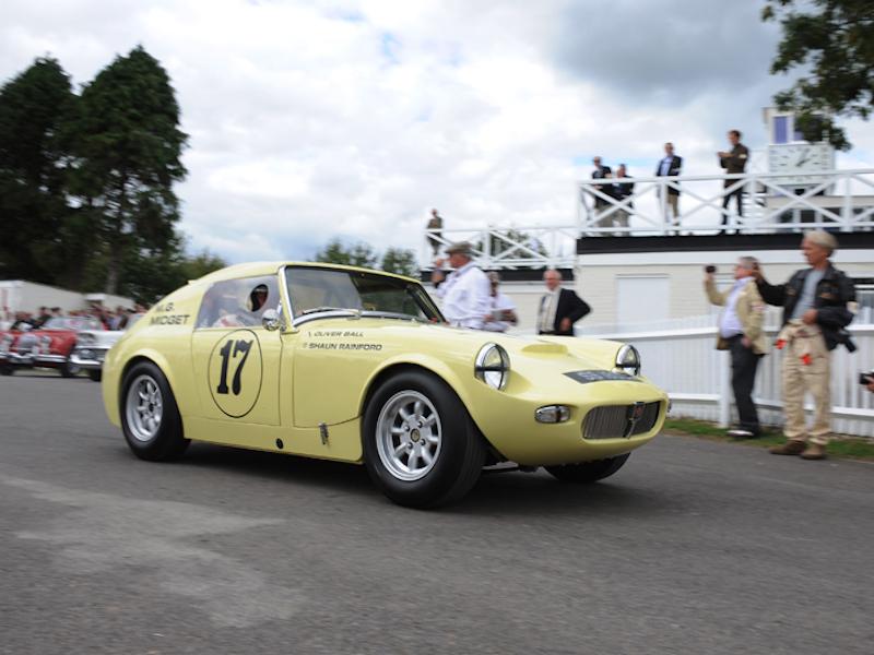 "CCK Historic | MG Lenham GT ""SS1800"" FOR SALE"