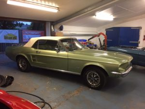 lime-gold-68-mustang-convertible