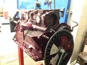 1950cc MGB race engine rebuild 2