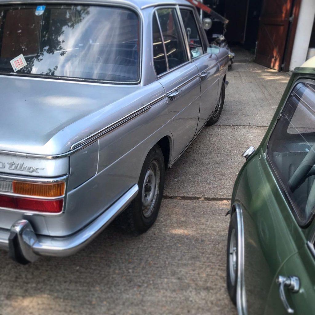 BMW 2000 ti/lux