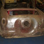 Nash Metropolitan race car build