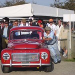 Goodwood Revival with Volvo PV544