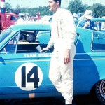 Plymouth Barracuda Trans-Am Racing in the 60's. Richard Petty