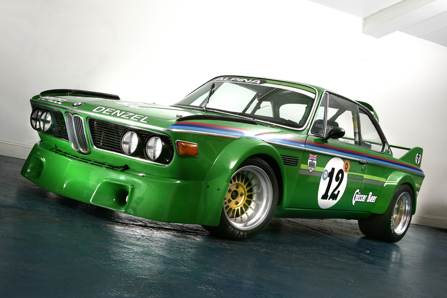 Cck Historic Bmw 3 0 Csl Batmobile Products Aero Kit Group 2