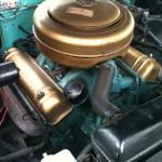 1955 Lincoln Capri V8