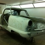Nash Metropolitan filled and shaped