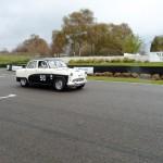 CCK Goodwood track day. Peter Blanchett Austin A50