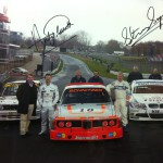 BMW CSL Brands Hatch