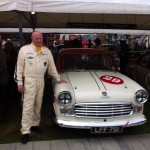 Dave Griffith's Standard Vanguard at Revival