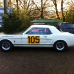 65 FIA Mustang