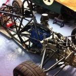 FF1600 chassis repair