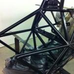 FF1600 chassis repair 4