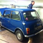 Mini Clubman CCK rolling road 4
