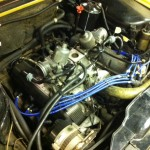 rover p6 v8 rolling road 2