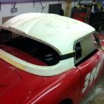 Mk1 Turner restoration at CCK