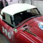 Mk1 Turner restoration at CCK 2