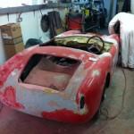 Mk1 Turner restoration at CCK 3