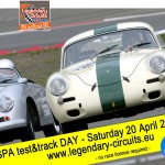 FISC Spa track and test day