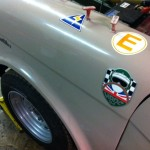 Bonhams Riley 1.5 on CCK rolling road HRDC