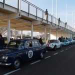 HRDC Goodwood trackday Fiat 1500