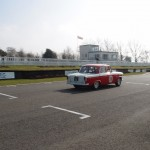 HRDC Goodwood trackday Standard Vanguard