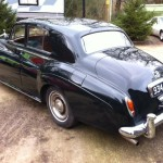Rolls Royce Silver Cloud II 4