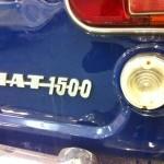 Fiat 1500 rear