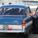 Ford Zodiac MK2 of James Turner