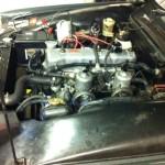 """Rover P6 2"""" SU carbs"""
