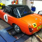 Linfield MGB