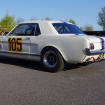 Rupert Keegan Mustang rear