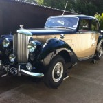 Bentley R type repair