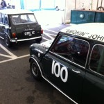Brand Hatch mini festival John Rhodes and GPH1C