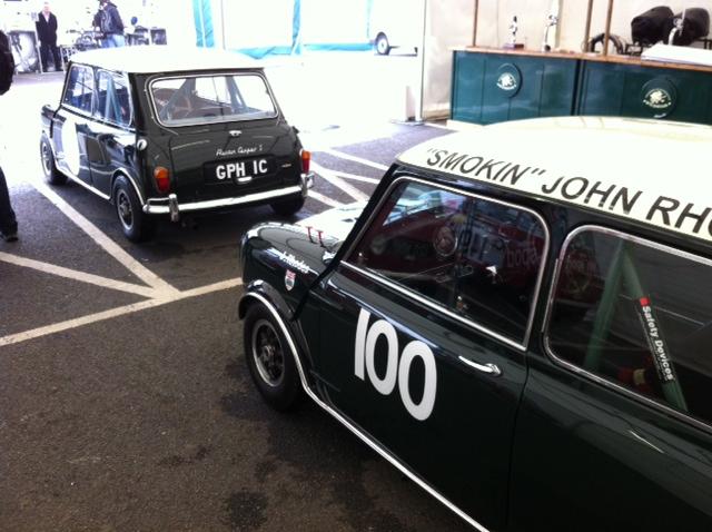 Cck Historic Brands Hatch Mini Festival