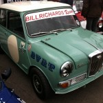 Brand Hatch mini festival Wolseley Hornet British Vita Racing Team